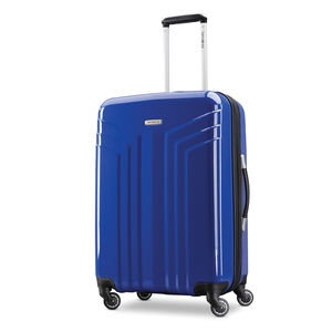 "Samsonite Sparta 24"" Spinner in the color Cobalt."