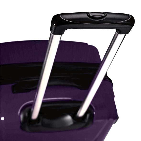 """Samsonite Winfield 2 Fashion 28"""" Spinner in the color Purple."""