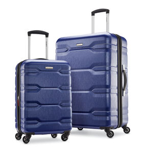 Samsonite Coppia DLX 2 Piece Set (SP CO/24) in the color Cobalt Blue.