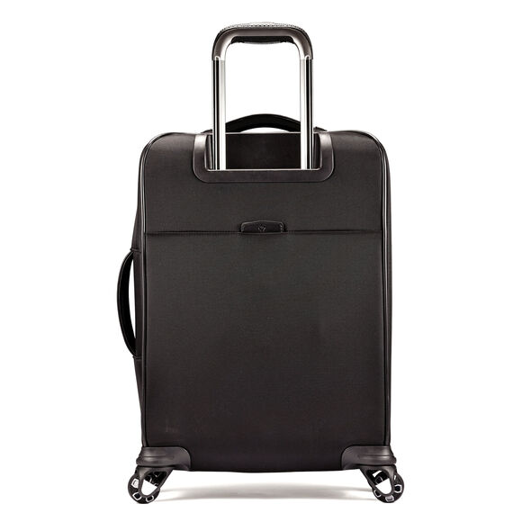 Samsonite Quadrion Spinner Medium in the color Black.