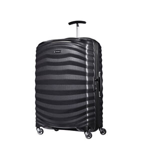 "Samsonite Black Label Lite-Shock 28"" Spinner in the color Black."