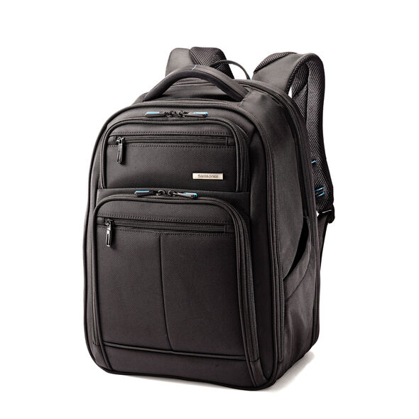 Samsonite Novex Perfect Fit Laptop Backpack in the color Black.