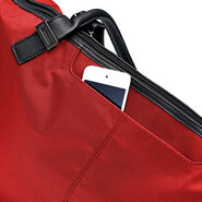 Samsonite Jordyn Laptop Tote Bag in the color Ruby Red.