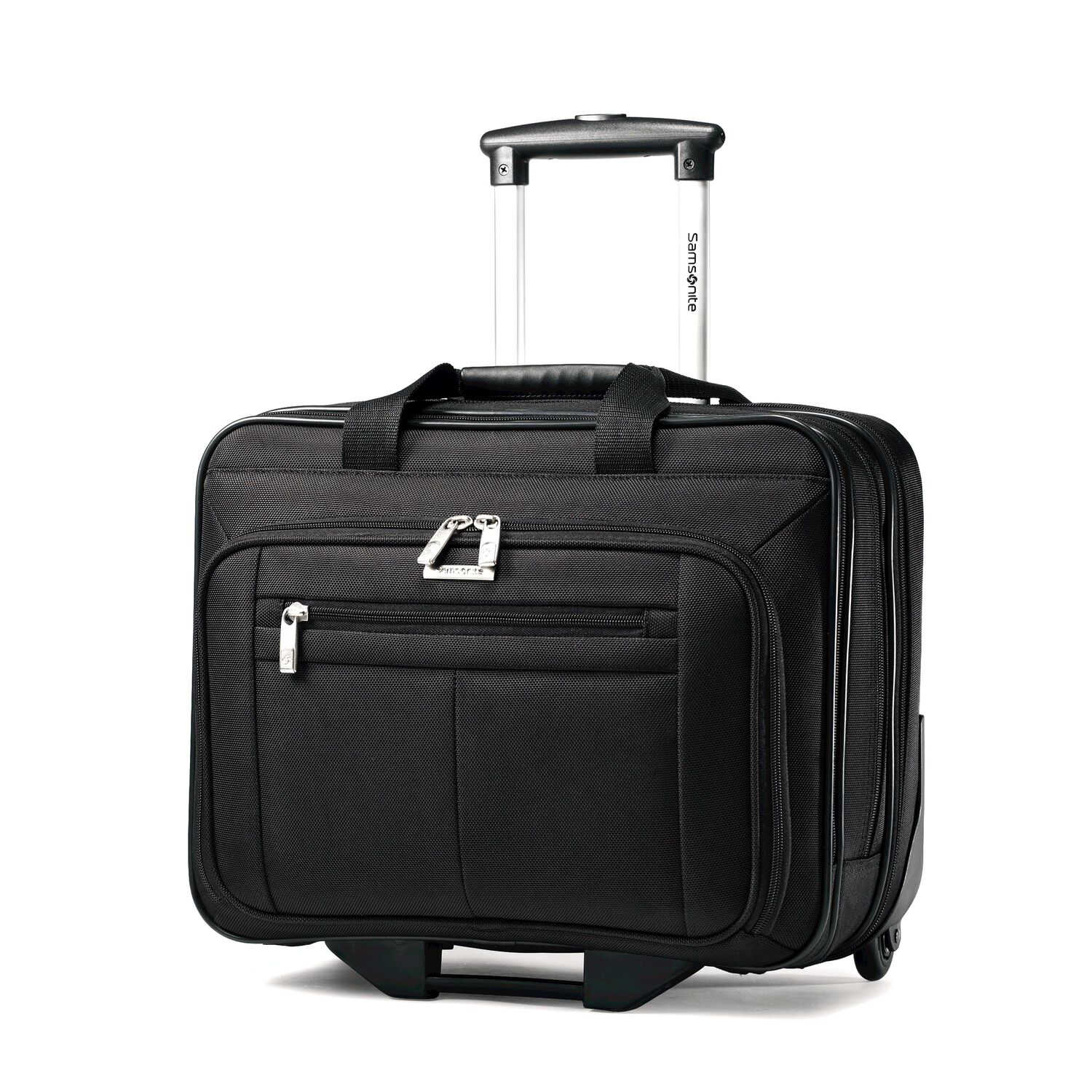 Samsonite Classic Business Wheeled Case In The Color Black