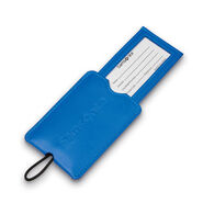 Samsonite Samsonite Vinyl ID Tag (Set of 2) in the color Blue Fantasy.