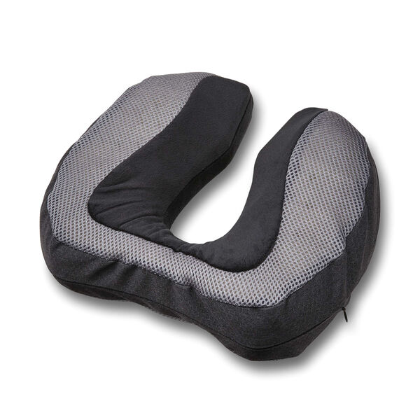 Pivot Pillow in the color Charcoal.