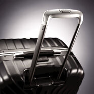 "Samsonite Tru-Frame Collection 25"" Spinner in the color Matte Graphite."