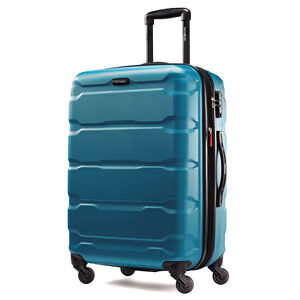 "Omni PC 24"" Spinner in the color Carribean Blue."