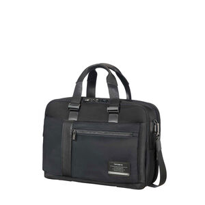 Openroad Laptop Brief - Expandable in the color Jet Black.