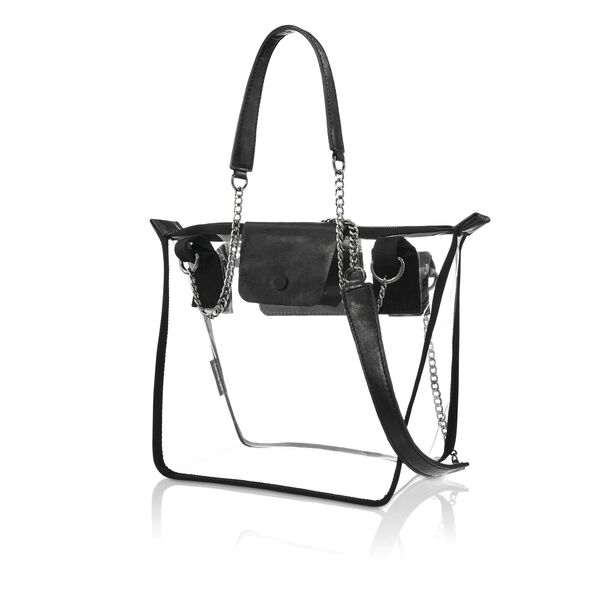 Samsonite Go Clear Tote in the color Clear.