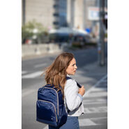 Samsonite Mobile Solution Classic Backpack in the color Navy Blue.