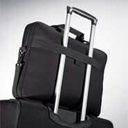 "Samsonite Xenon 2 Slim Brief 15.6"" in the color Black."