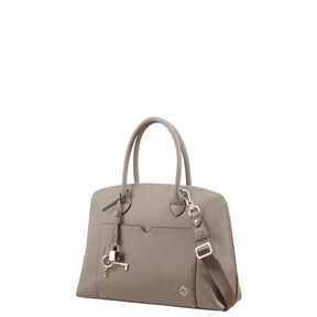 Samsonite Miss Journey Boston Bag in the color Army Grey.