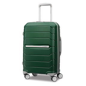 "Samsonite Freeform 21"" Spinner in the color Pine."