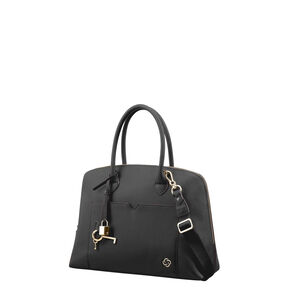 Samsonite Miss Journey Boston Bag in the color Black.