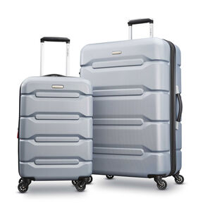 Samsonite Coppia 2 Piece Set (SP 20/28) in the color Silver.