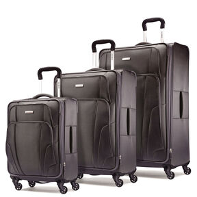 Samsonite Hypertech Lite 3 Piece Set - Pewter in the color .