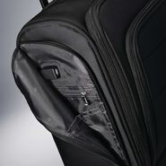 Samsonite Flexis Underseater Carry-On Spinner in the color Jet Black.