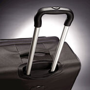 "Samsonite Hypertech Lite 25"" Spinner in the color Pewter."