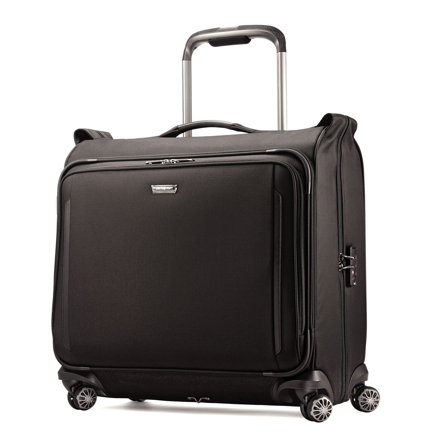 22b3e82961d6 Samsonite Silhouette XV Duet Voyage Garment Bag in the color Black.