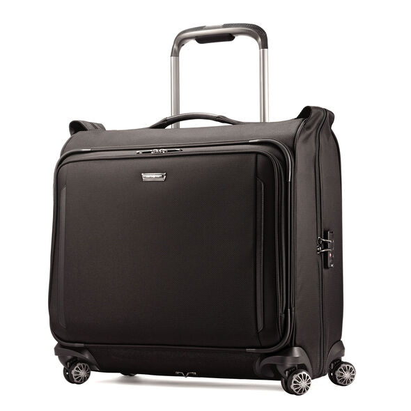Samsonite Silhouette XV Duet Voyage Garment Bag in the color Black.