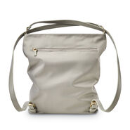 Samsonite Encompass Womens Convertible Hobo Backpack in the color Stone.