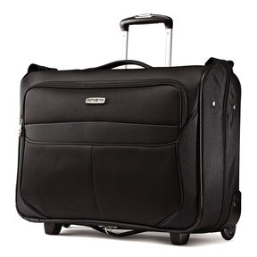 Samsonite Lift 2 Carry-On Wheeled Garment Bag in the color Black.
