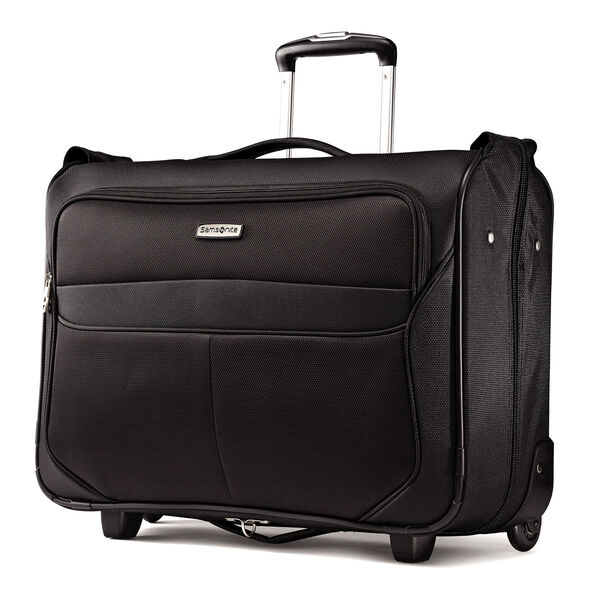 7b2623da5c9e Samsonite Lift 2 Carry-On Wheeled Garment Bag in the color Black.