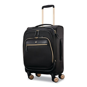 """Samsonite Mobile Solution 19"""" Expandable Spinner in the color Black."""