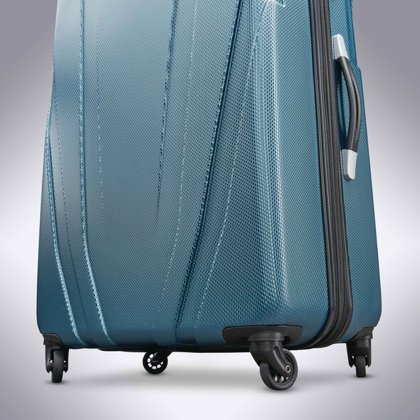 Samsonite Valor 2 Piece Set in the color Teal.