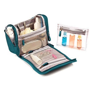 Small Toiletry Kit in the color Black.