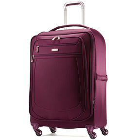"Samsonite Mightlight 2 30"" Spinner in the color Grape Wine."