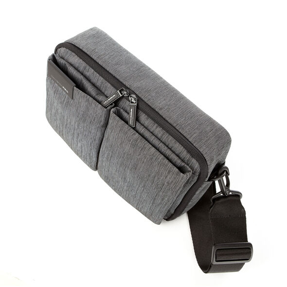 Samsonite Red Turris Sling Bag in the color Heather Grey.