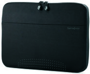 "Samsonite Aramon NXT 10.1"" Netbook Sleeve in the color Aramon Black."