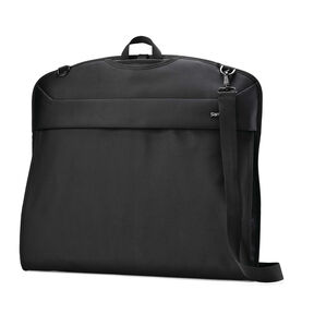 Samsonite Flexis Garment Sleeve in the color Jet Black.
