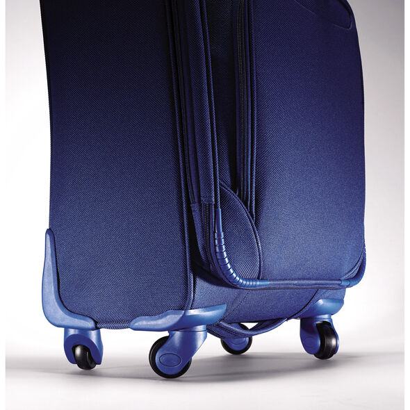 Samsonite 2 Piece Spinner Set in the color Royal Blue.