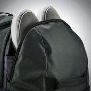 "Samsonite Andante 2 28"" Wheeled Duffel in the color Moss Green/Black."