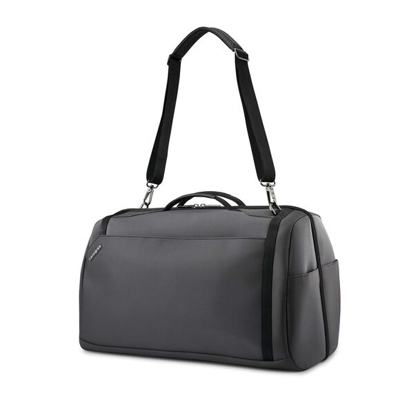 Samsonite Encompass Convertible Weekender in the color Anthracite Grey.
