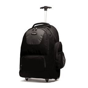 Samsonite Wheeled Computer Backpack in the color Charcoal/Black.