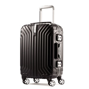 "Samsonite Tru-Frame Collection 20"" Spinner in the color Matte Graphite."