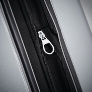 "Samsonite Winfield 3 DLX 25"" Spinner in the color Silver."