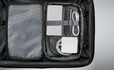 Snap-in Cubed3™ Packing System