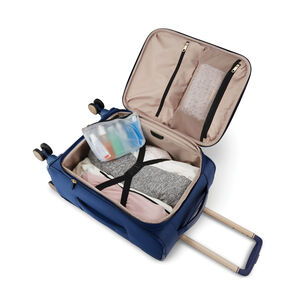 "Samsonite Mobile Solution 19"" Expandable Spinner in the color Navy Blue."