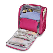 Samsonite Small Rolling Underseater in the color Fresh Pink.