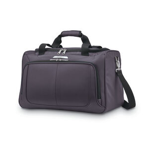 Samsonite SoLyte DLX Travel Duffel in the color Mineral Grey.
