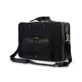 608933f85dce Quickview product information on focus Samsonite Encompass Womens  Convertible Overnight Brief in the color Black.