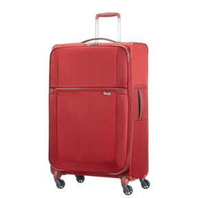 "Samsonite Uplite 29"" Spinner in the color Red."