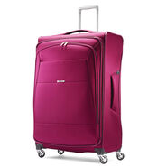 """Samsonite Eco-Nu 29"""" Expandable Spinner in the color Raspberry."""