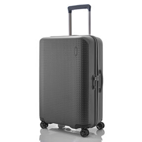 "Samsonite Pixelon 25"" Spinner in the color Matte Black."