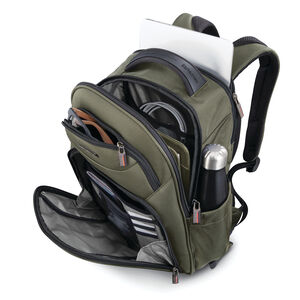 Samsonite Xenon 3.0 Slim Backpack in the color Sage Green.